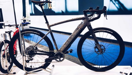 "CAIRN – neues E-Gravelbike von ""The Rider Firm"""