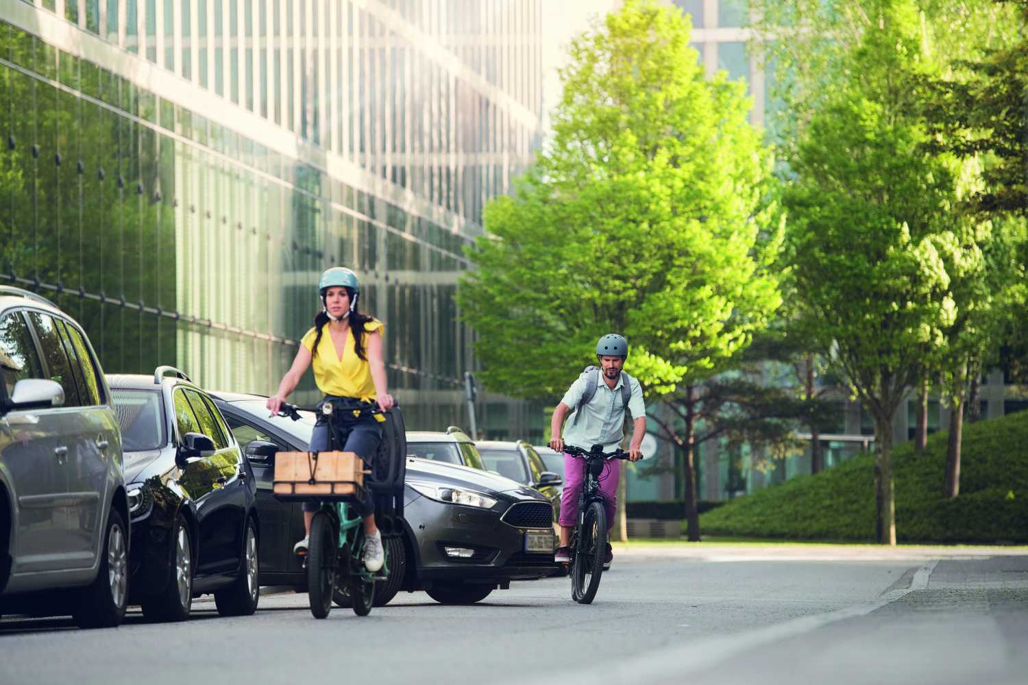 Bosch eBike ABS in Aktion