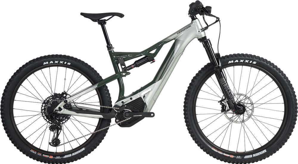 Cannondale Moterra NEO 1 2019