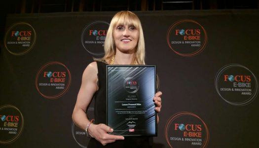 LEAOS Pressed Bike gewinnt Focus E-Bike Award