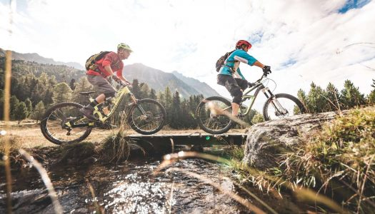 Green Days – Mountainbike Freeride Testival am Reschenpass