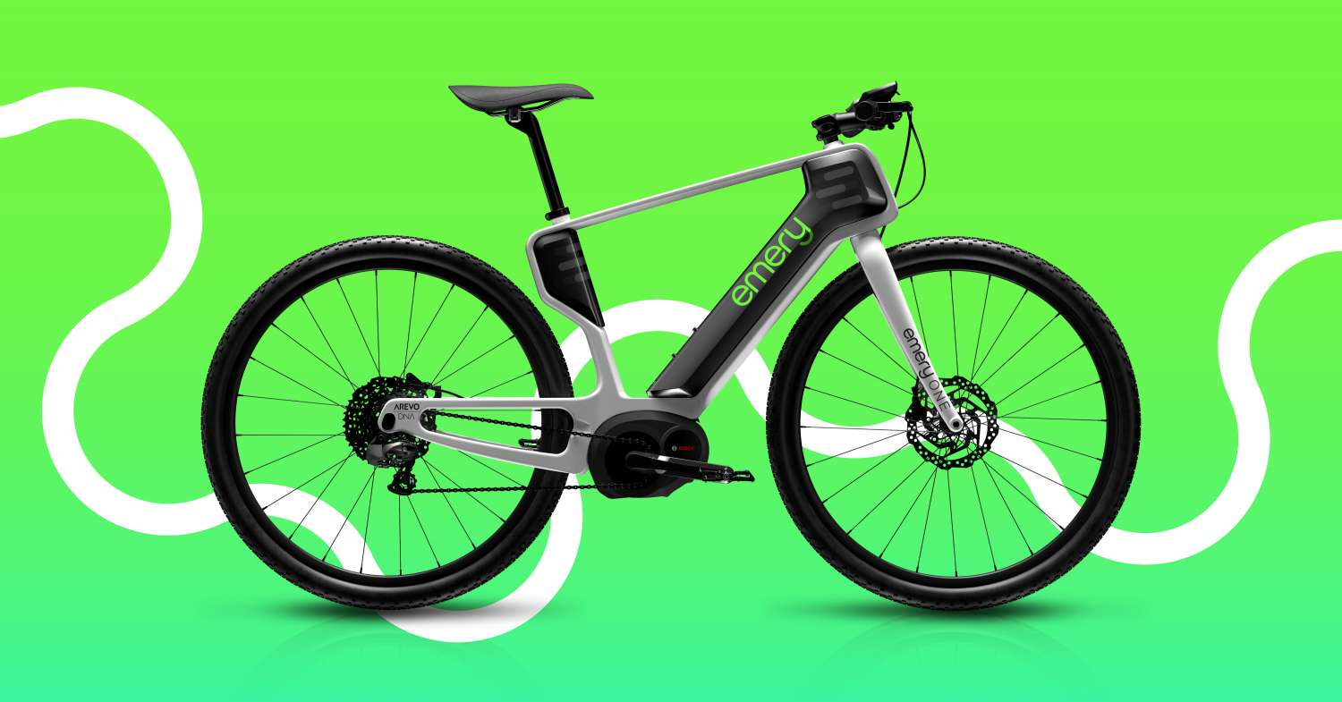 Emery AREVO 2019 E-Bike