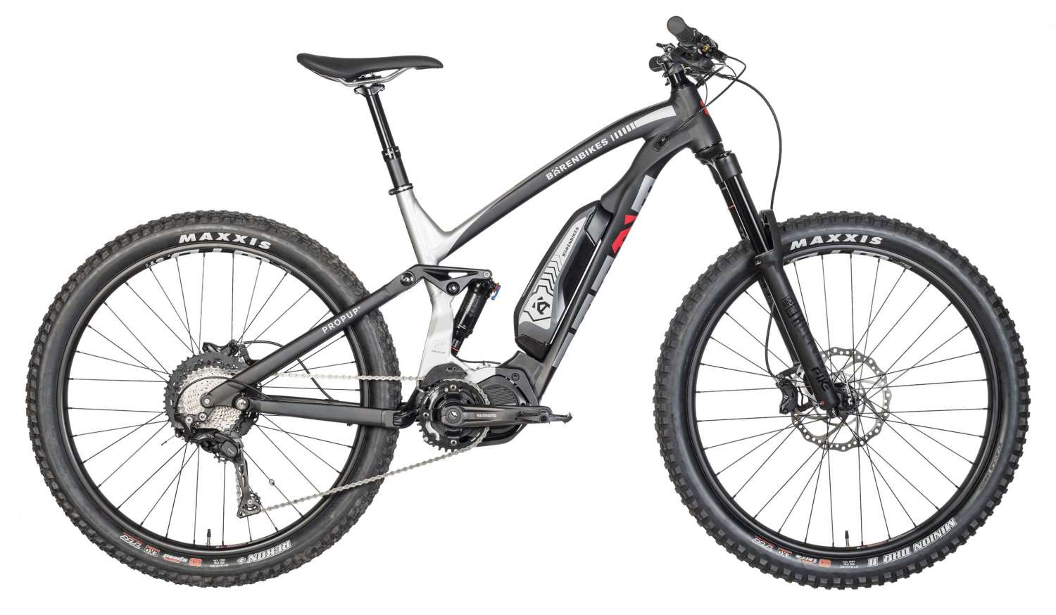 Bären Grizzly Full Suspension 2019