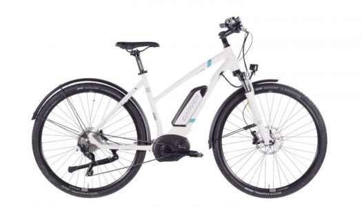 Carver Cinos Street E.320 — sportives E-Bike für Ladies