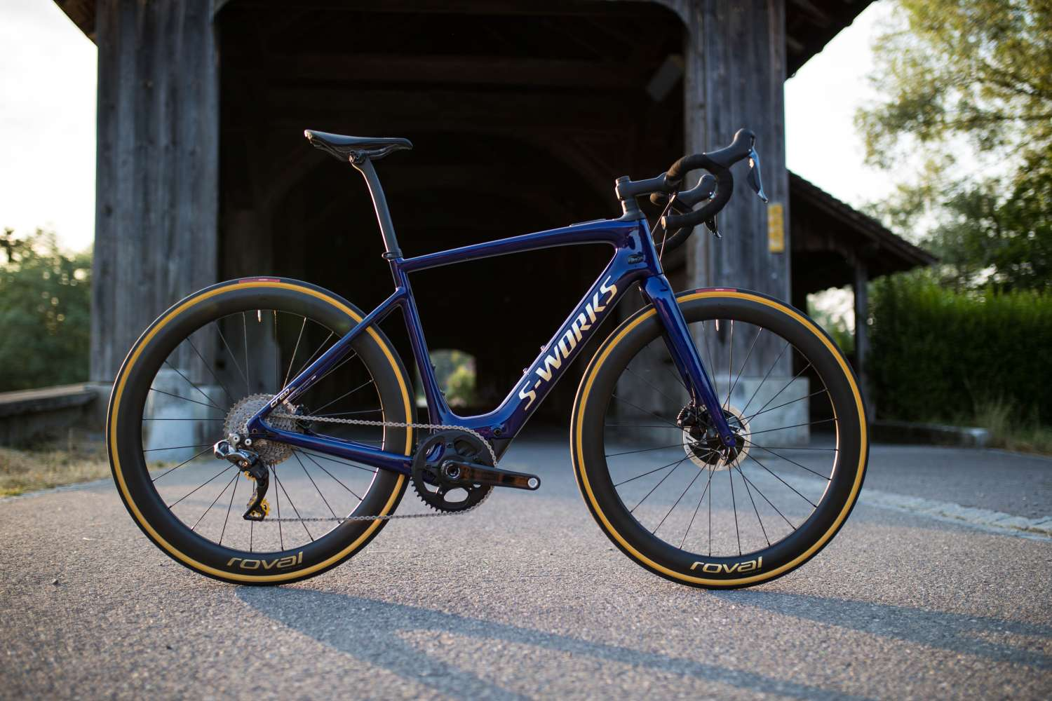 Specialized S-Works Turbo Creo Founders Edition