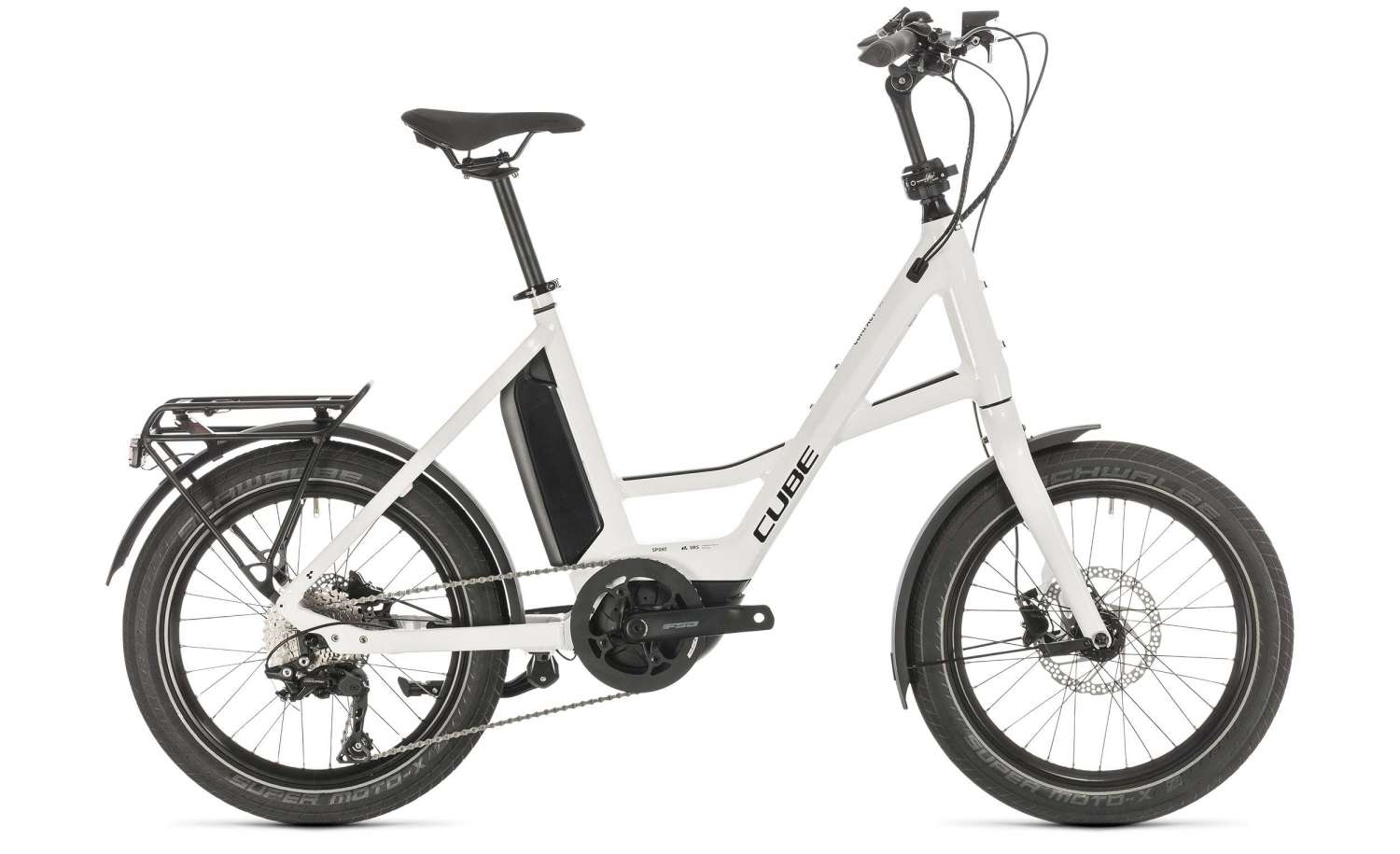 "Cube Compact Sport Hybrid 20"" 2020"