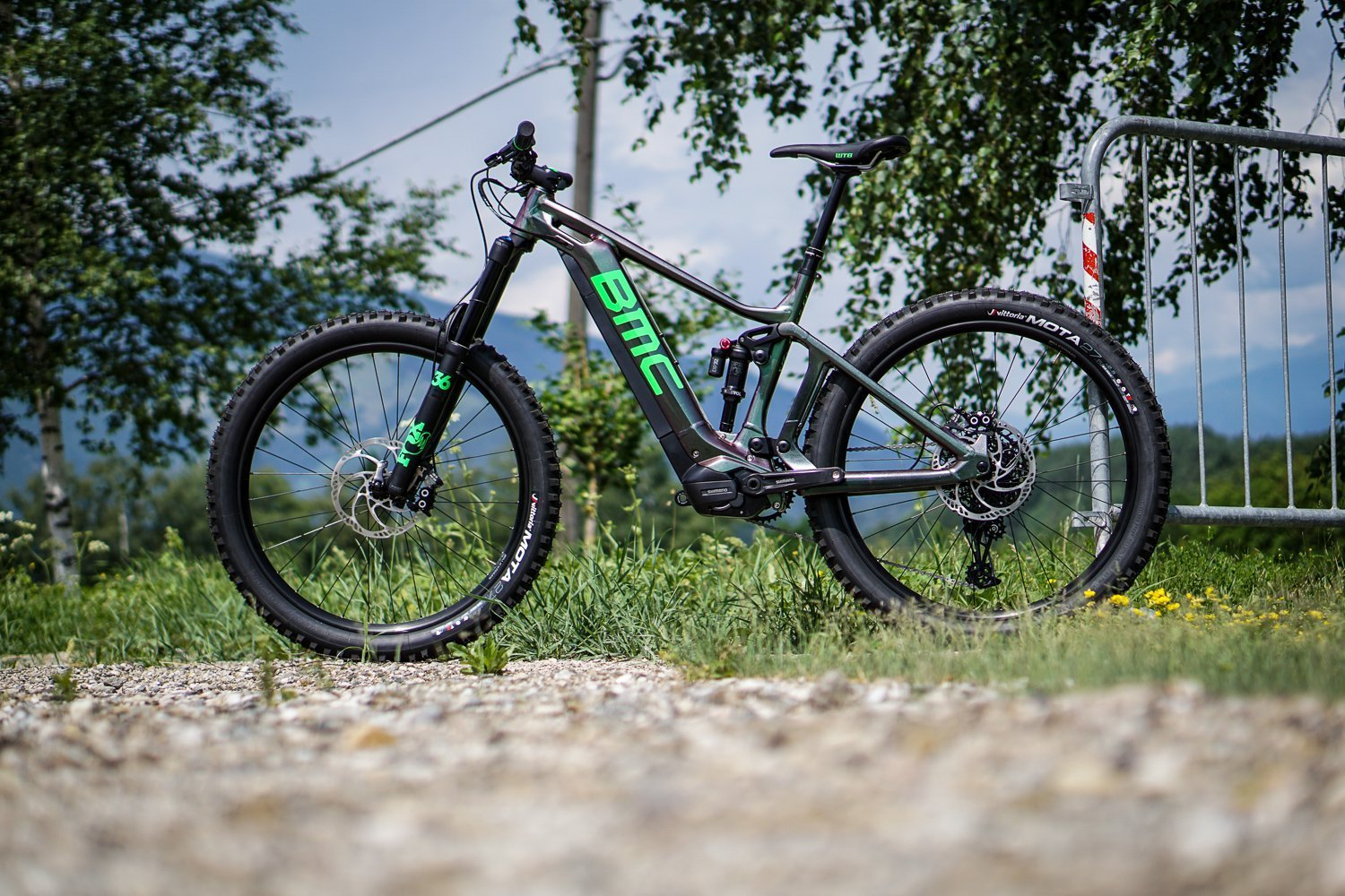 BMC Trailfox AMP SX TWO 2020