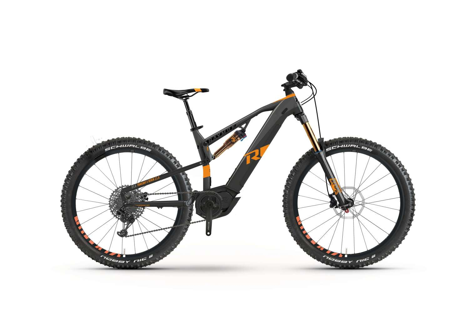 R Raymon Trailray E-Seven 11.0 2020