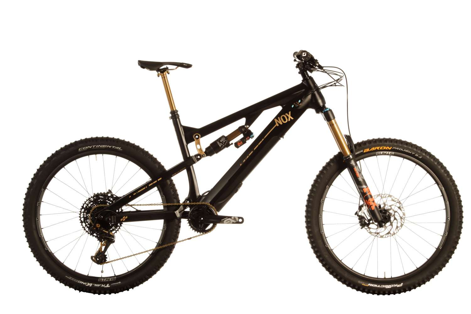 NOX HeLIUM 5.9 All-Mountain Pro 2020