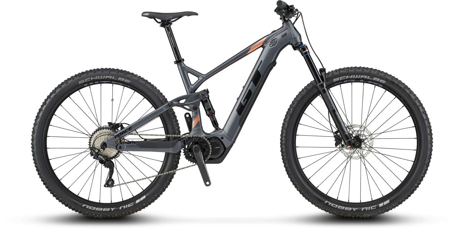 GT Bicycles Force GT-E CURRENT 2020