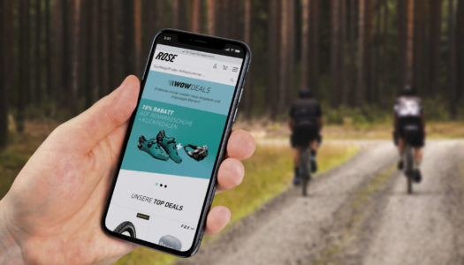 Rose Bikes launcht Shopping-Portal Wow.Deals