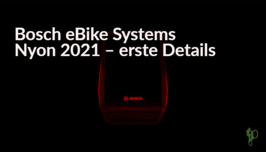 Nyon 2021 – mehr Details zum neuen All-in-One eBike Bordcomputer