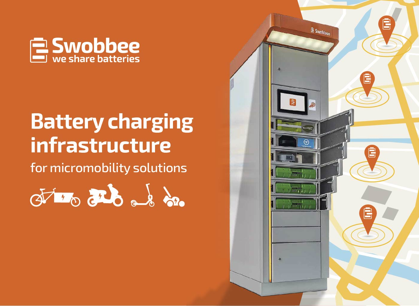 Swobbee E-world Essen 2020