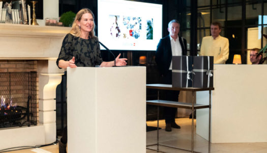 Vanity Fair Changing Your Mind Award 2020: Antje von Dewitz in London geehrt