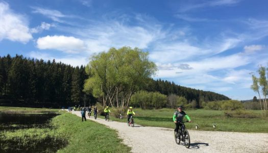 ebike your life Festival 2020 – 6 Touren, 3 Workshops und viele Informationen