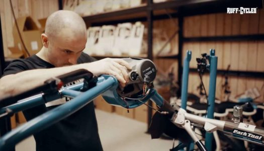 """Video: Making of """"Lil'Buddy"""" von Ruff Cycles"""