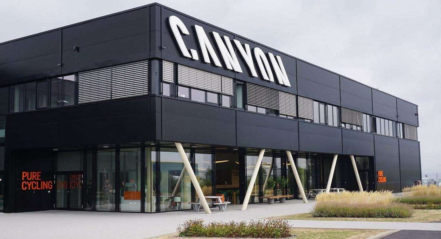 Canyon HQ