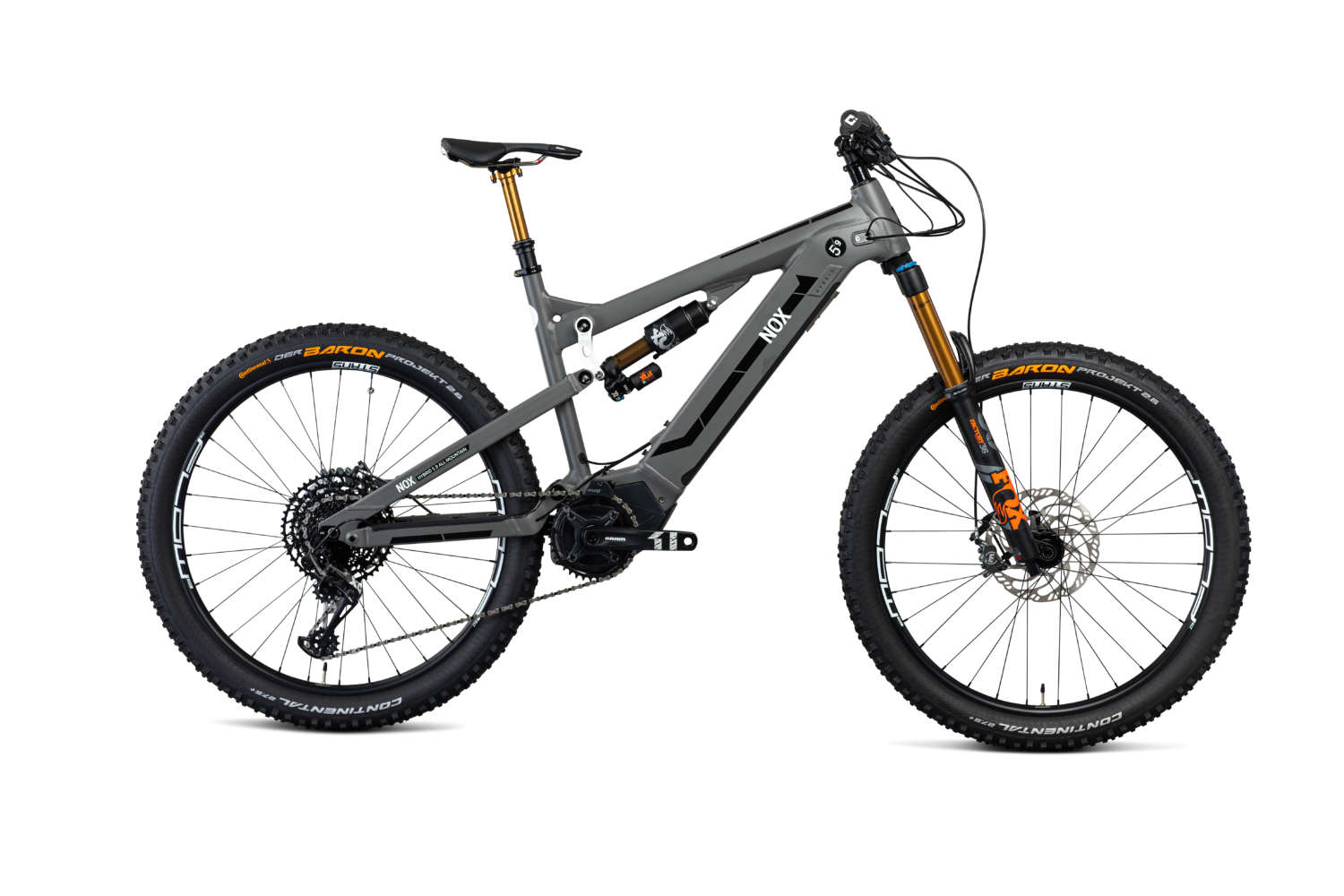 Nox Hybrid 5.9 All-Mountain Pro 2021