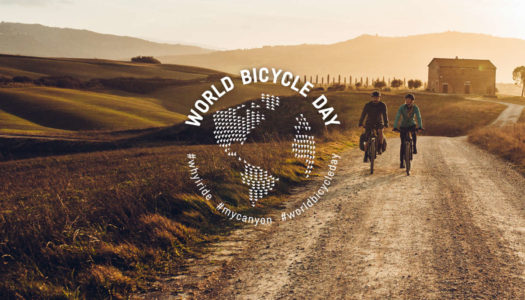 Canyon feiert den World Bicycle Day