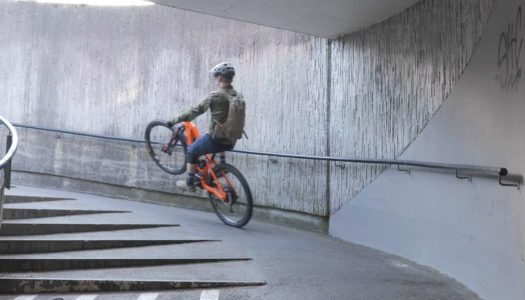Build your Skills: Hansueli Spitznagel auf dem Orbea Wild FS