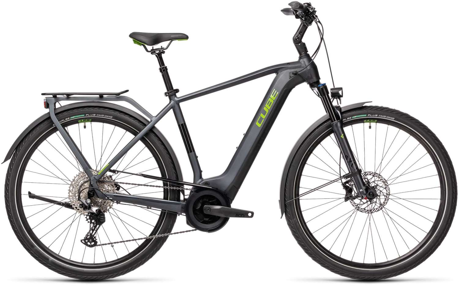 Cube Touring Hybrid EXC MY2021