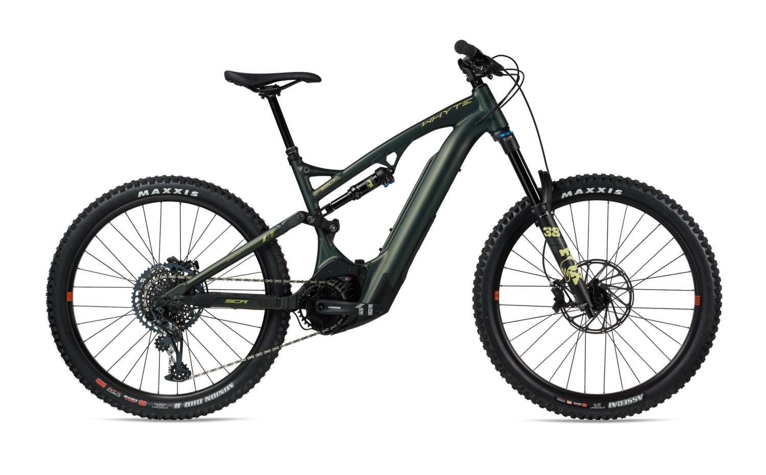 Whyte E-160 RS