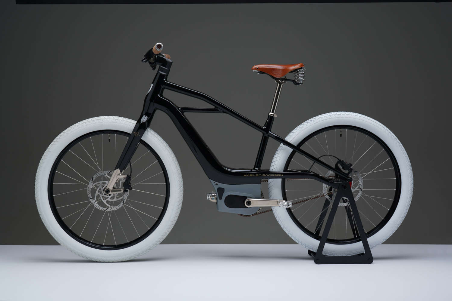 Serial 1 E-Bike powered by Harley-Davidson