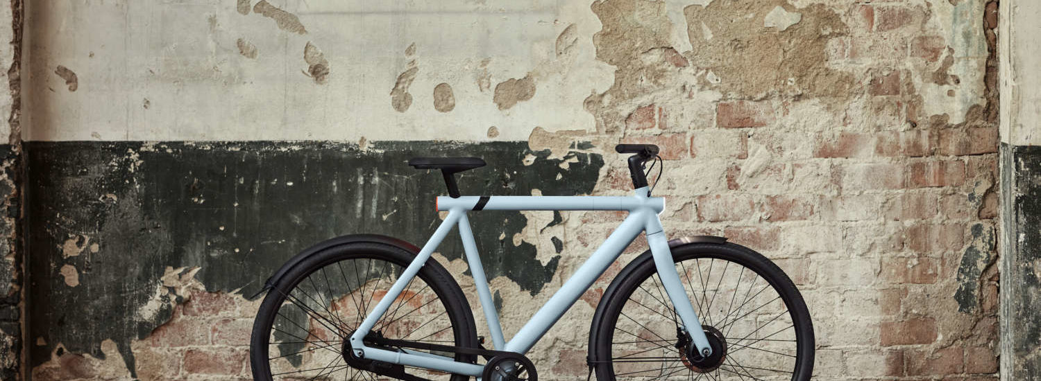 VanMoof S3 Gold German Design award 2021