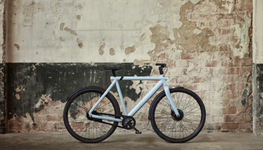 "VanMoof S3 mit ""Gold"" beim German Design Award"