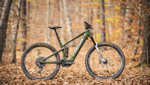Focus THRON² 7.11 – Customised Christmas bringt einzigartiges E-Bike