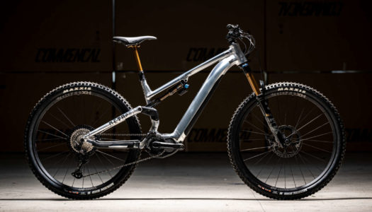 Commencal 2021 – neues META POWER TR bringt EP8-Power auf den Trail