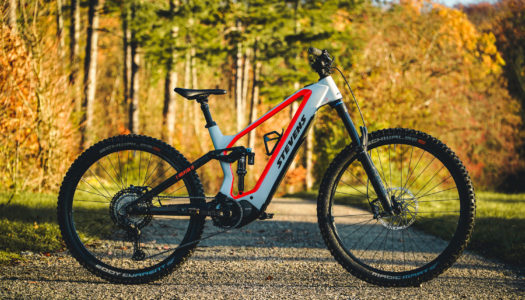 STEVENS E-Inception ED 8.7 GTF – starke E-Enduro mit Carbonrahmen im Test