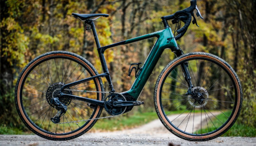 Cannondale Topstone NEO Carbon Lefty 1 – erstes E-Gravelbike der Marke im Test