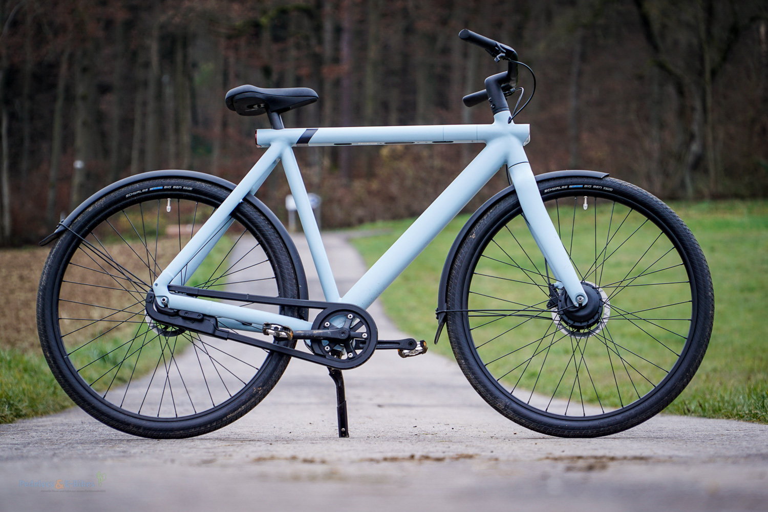 VanMoof S3 Test