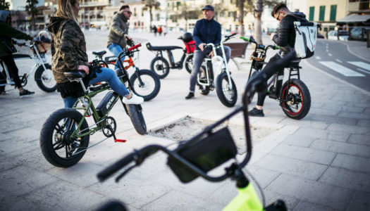 Urban Drivestyle: E-Bike-Flotte zeigt Farbe