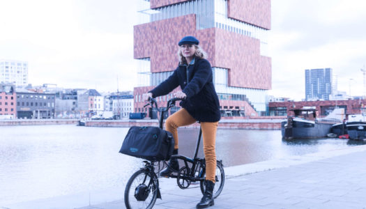 Charge. Unfold. Go! – Rückenwind mit dem Brompton Electric