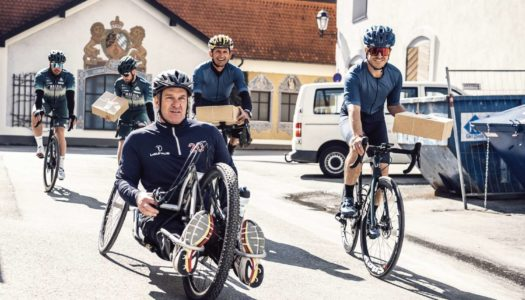 Laureus Sport for Good Foundation Germany schließt Partnerschaft mit Maloja Pushbikers