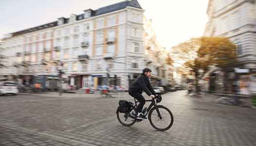 ROSE BACKROAD+ – neues E-Gravelbike kommt mit Shimano EP8